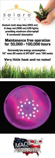 Solar Grow Lights